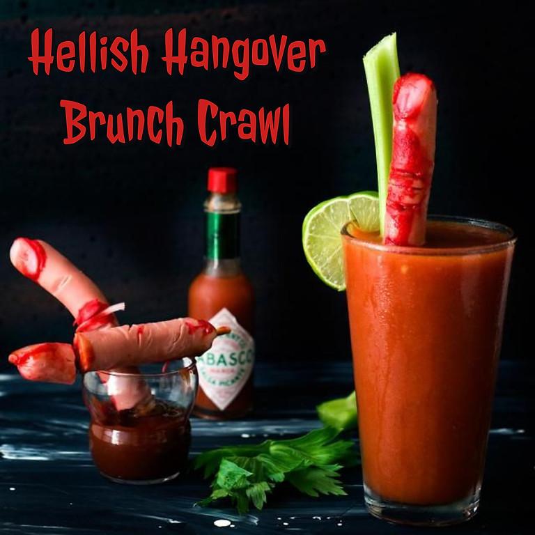Hellish Hangover Brunch Crawl