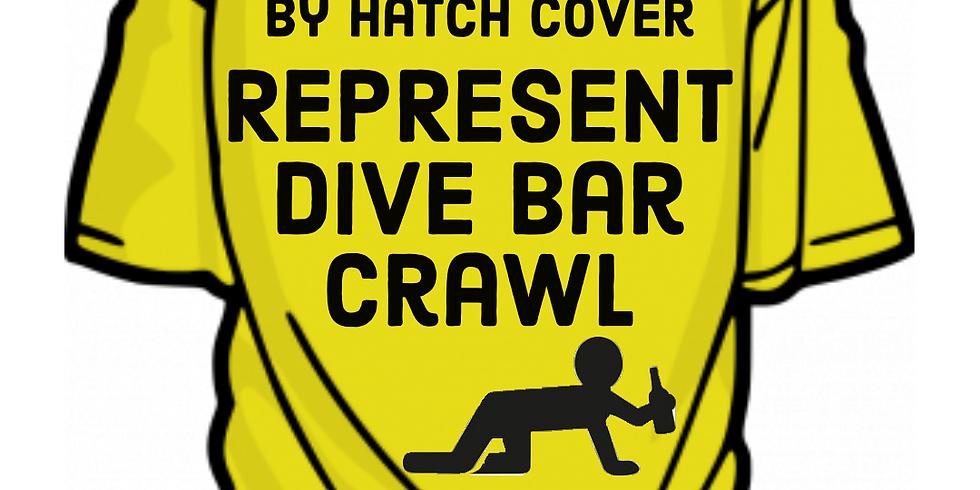 REPRESTENT Dive Bar Crawl