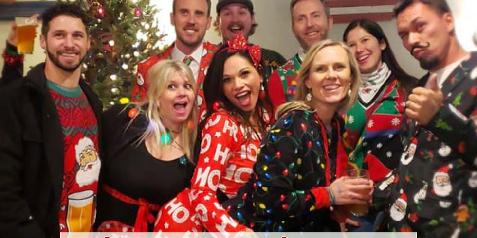 The Great Christmas Caroling Bar Crawl