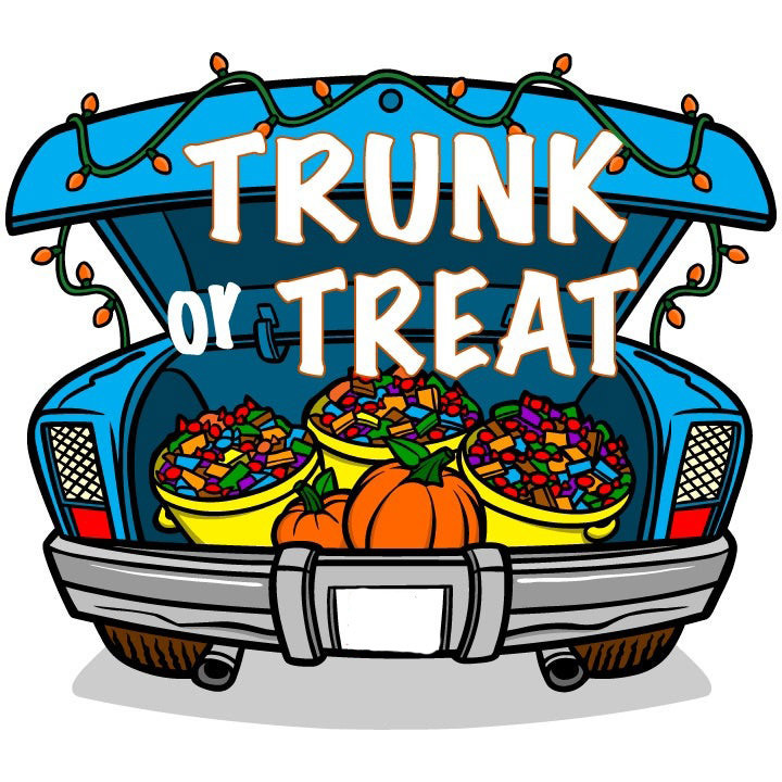 Trunk or Treat Family Halloween