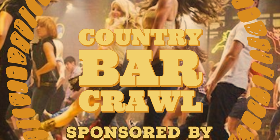 Country Bar Crawl - Friends in Low Places