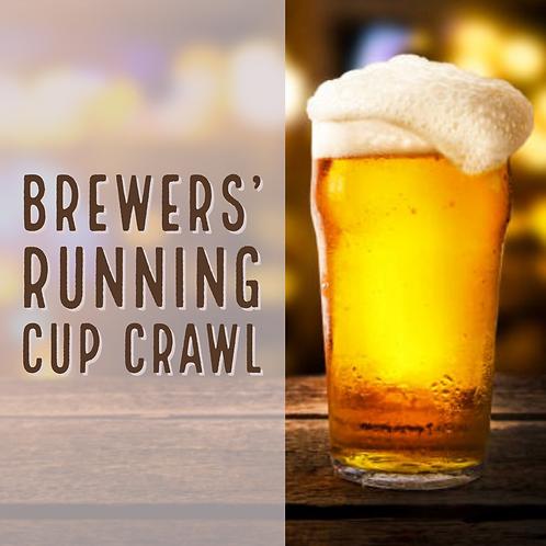 Brewers' Running Cup Crawl - Fri. July 26th