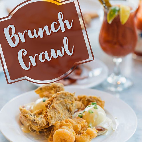 Sunday Funday Brunch Crawl - March 24th