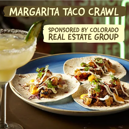 Marg & Taco Crawl - Fri. June 7th