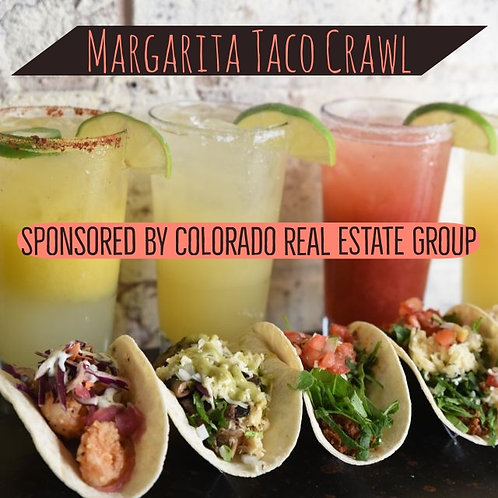 Marg & Taco Tour - Fri. April 5th -sold out