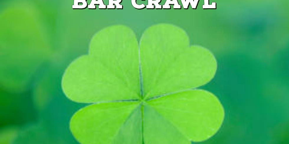 Get Lucky Bar Crawl
