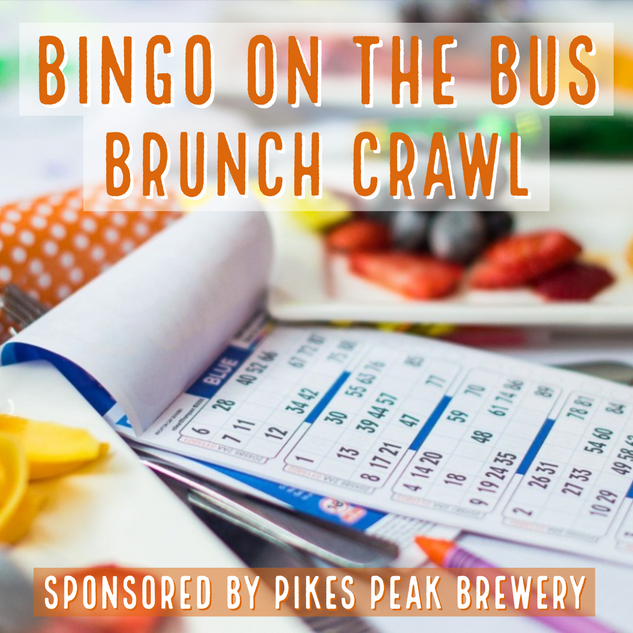 BINGO on the bus!