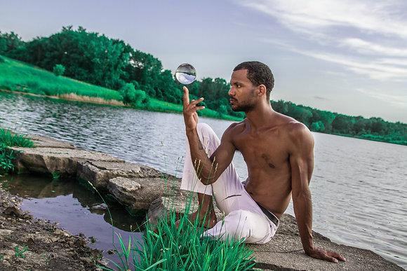 A form of meditation