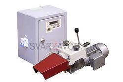 Металлизатор ЭДМ-5У, металлизация