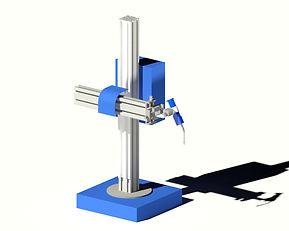 Автоматическая 3D установка для наплавки, восстановления и упрочнения деталей