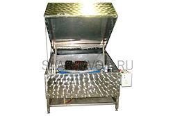 Автоматическая установка для мойки деталей и узлов