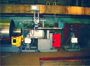 Комплект оборудования для восстановления длинномерных деталей (до 6 метров и 9 тонн)