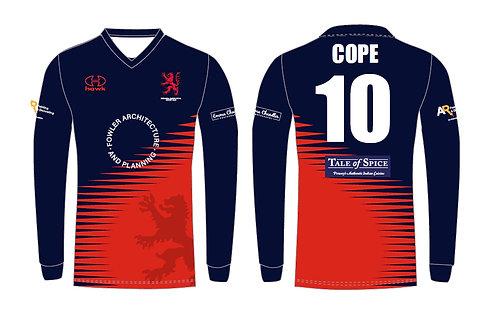 Bespoke T20 Cricket Sweater L/S - B & E R CC