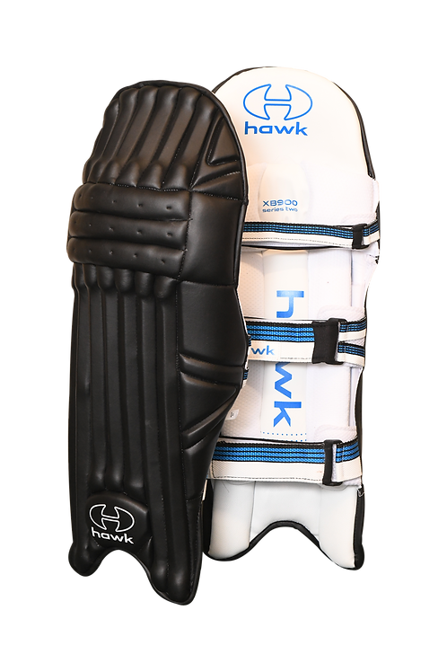 XB900 Series Two Batting Pads BLACK
