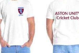 Tec-Tee (H787) White - Aston Unity