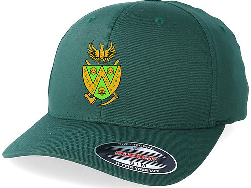 Flexi Fit Cap - Green - Wem