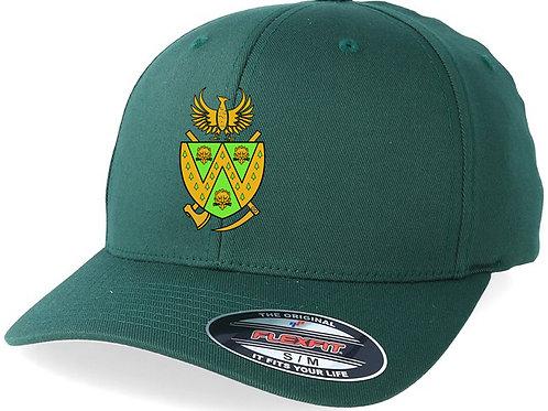 Flexi Fit Cap - Green - Wem