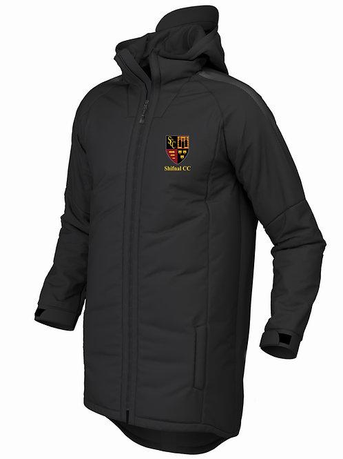 Pro 3/4 Coat (E894) Black - Shifnal CC
