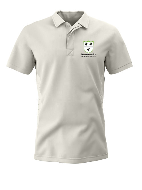 Cricket Shirt S/S  (H1) Worcs Seniors