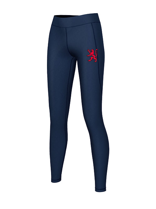 Ladies Leggings (E838) Navy - B & E R CC