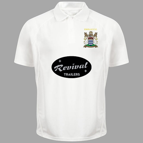 Cricket Shirt Short Sleeve H1 Enville