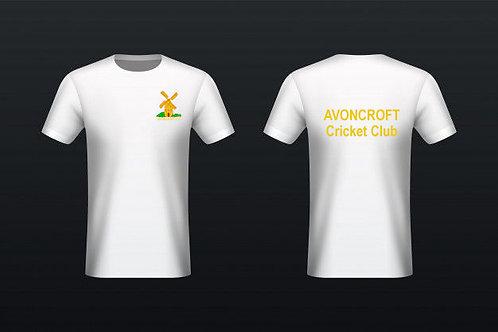 Tec _Tee (H787) - White - Avoncroft