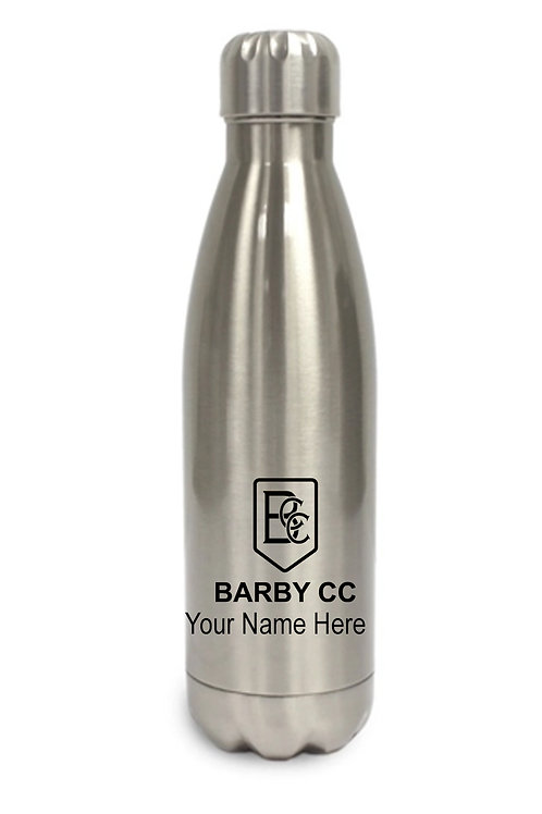 Water Bottle (inc name) Aluminum - Barby CC