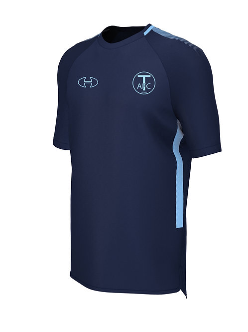Training Tee (865) Navy/Sky - Trysull AFC