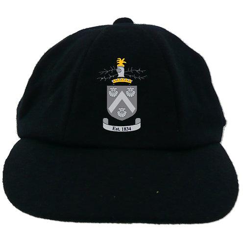 Traditional Cricket Cap - Navy - Hagley CC