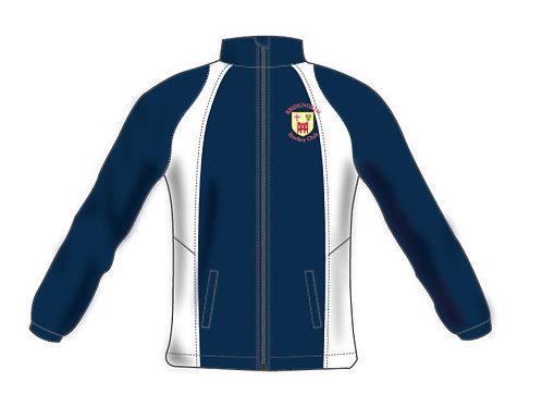 Shower Jacket - Navy/White (H355) Bridgnorth Hockey
