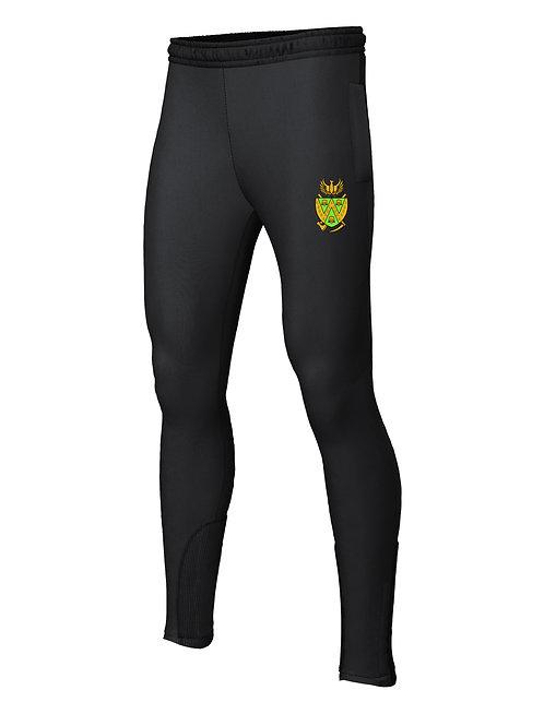 Skinny Pants (H826) Black - Wem