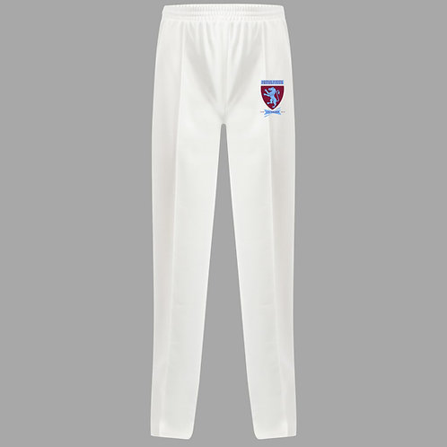 Cricket Trouser (H3) Cream - Aston Unity
