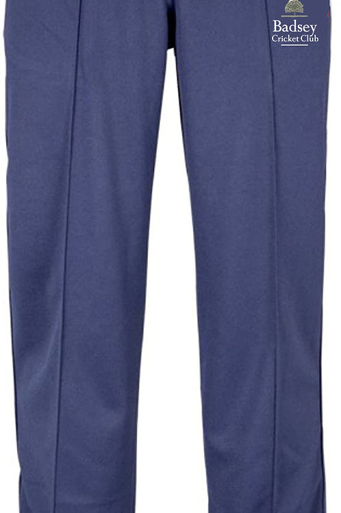 T20 Trousers (H4) Navy - Badsey CC
