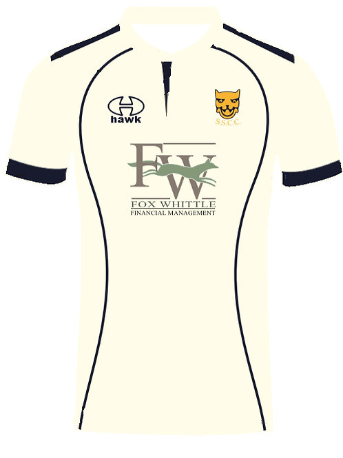 Cricket Shirt Short Sleeve