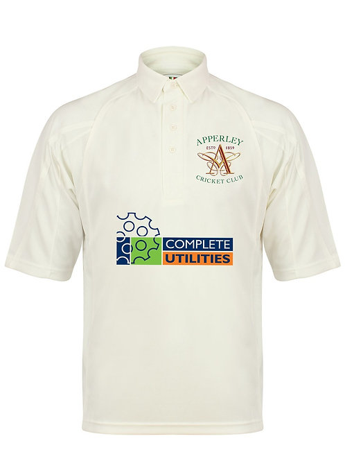 Short Sleeve Cricket Shirt (Senior)