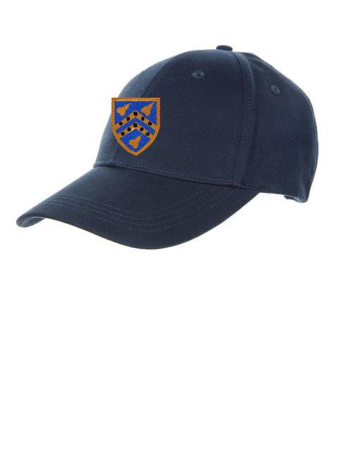 Baseball Style Cap  _ Navy - Kidderminster CC