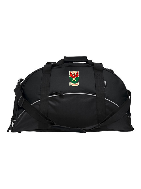 Match Day Holdall - (H824) Black - Newtown CC
