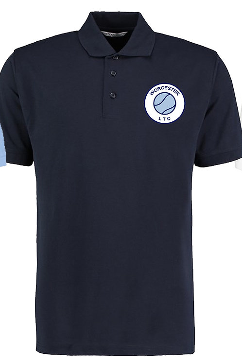 Men's Cotton Polo Shirt (KK403) - Worcester Lawn Tennis Club