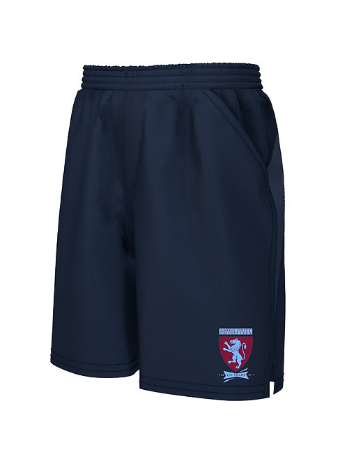 Shorts (H671) Navy - Aston Unity