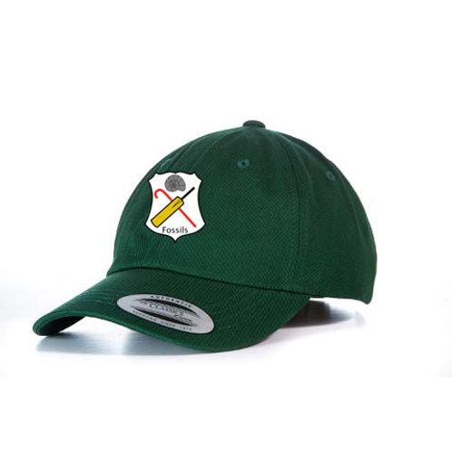 Flexi Fit Cap -Green- Fossils