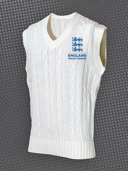 Cricket Slipover Acrylic - England