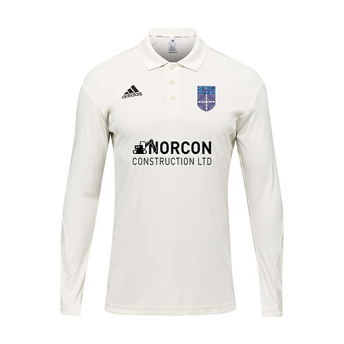Cricket Shirt Long Sleeve