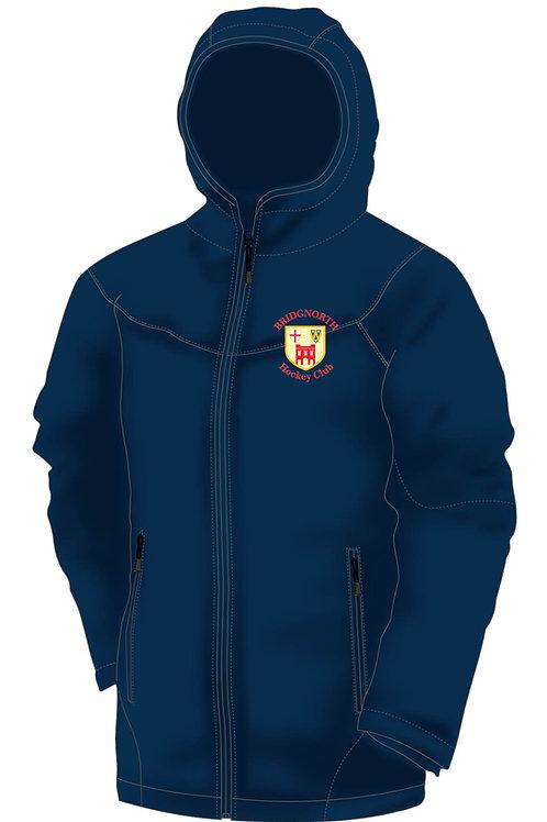 Team Coat - Navy (H784) Bridgnorth Hockey