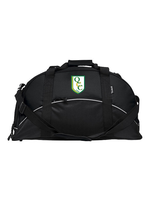 Match Day Holdall (040208) Black - Quatt CC