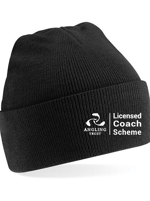 Ski Hat Black (B45) Angling Trust