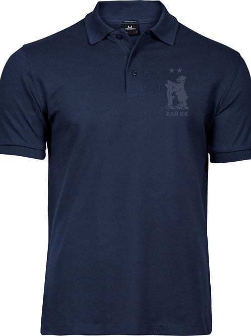 Men's Polo Shirt (TJ1405) Navy - Knowle & Dorridge