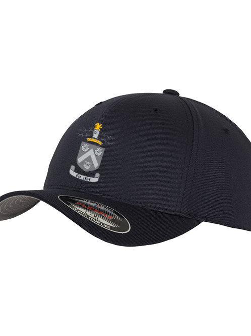 Flexi Fit Cap - Navy - Hagley