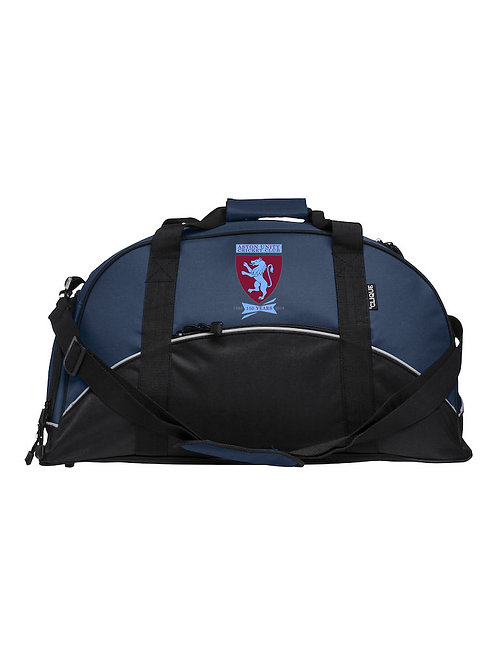 Match Day Holdall (040208) Navy/Black - Aston Unity