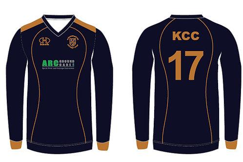 T20 Bespoke L/S Sweater - Kidderminster CC