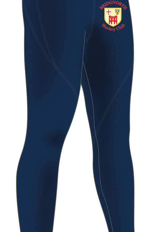 Ladies Leggings - Navy (H838) Bridgnorth Hockey